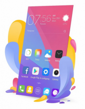 GO Launcher Z - Theme & Wallpaper Prime 3.12 (Android)
