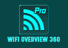 WiFi Overview 360 Pro 4.54.03 [Android]