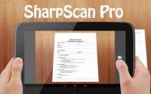 SharpScan: сканер документов v1.1.48 Pro [Android]
