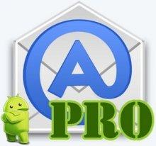 Aqua Mail Pro 1.23.0-1560 apk [Ru] почта бесплатно