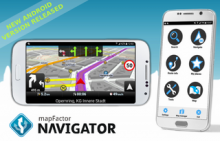 MapFactor GPS Navigation Maps v5.5.74 Premium [Android]