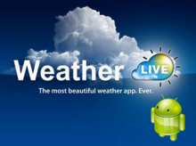 Weather Live v6.13 Premium [Ru/Multi] - погодный виджет