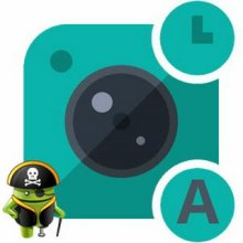 Camera Auto Timestamp v2.24 Pro [En/Ru] - добавление различных меток на фотографии