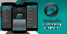JetAudio HD Music Player Plus 9.6.1 Mod (Android)