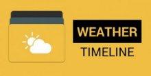 Weather Timeline - Forecast v10.5.1 (Android)