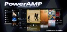 Poweramp Music Player v2.0.10 b588 / v3 build 838 Full (Release Candidate) [Ru/Multi]