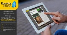 Learn Languages: Rosetta Stone v2.4.1 [Android]