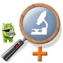 Cozy Magnifier & Microscope Plus 4.0.2 [En/Ru]