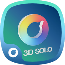 Solo Launcher v2.6.1.2 (2016/RUS/ENG/Android)