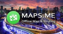 MAPS.ME – Offline Map & Routing v8.4.9 [Android]