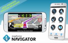 MapFactor GPS Navigation Maps - 6.0.157 Premium (Android) бесплатно