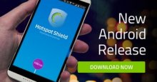 Hotspot Shield VPN Proxy & Wi-Fi Security v6.9.7 Plus [Android]