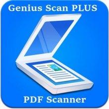 Genius Scan PLUS PDF Scanner 5.2.9 Ru [Android] бесплатно