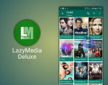 LazyMedia Deluxe Pro 3.127 (Ru) (Android)