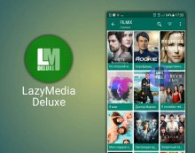 LazyMedia Deluxe Pro 3.176 [Android]