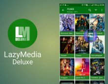 LazyMedia Deluxe 3.173 [Android]