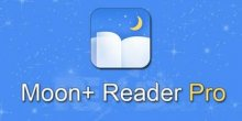 Moon+ Reader Pro 4.4.1 [Android]
