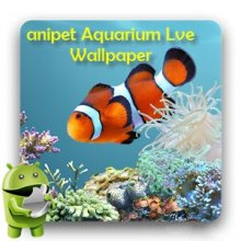 anipet Aquarium Lve Wallpaper