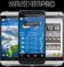 WeatherPro Premium 5.6.5 [Android]