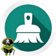 Очиститель для WhatsApp v2.4.6 apk [Ru/Multi]