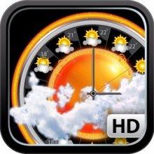 eWeather HD v8.0.4 Premium [Ru/Multi]