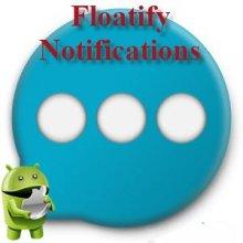 Floatify Heads-up Notification