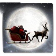 Santa 3D Live Wallpaper 1.3.0 Premium [En]