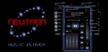 Neutron Music Player NEON